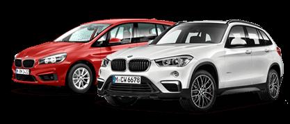 BMW車のイメージ